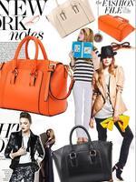 2014 Free shiupping Hot Ladies Crocodile Print PU Leather Satchel Clutch Handbag Shoulder Bag Tote
