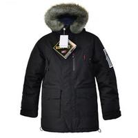 2014 New Men's Long Outdoor Active White Duck Down Coat,Winter Snow Warm Down Coat For Men,Black,Plus Size XXS-XL,J9001