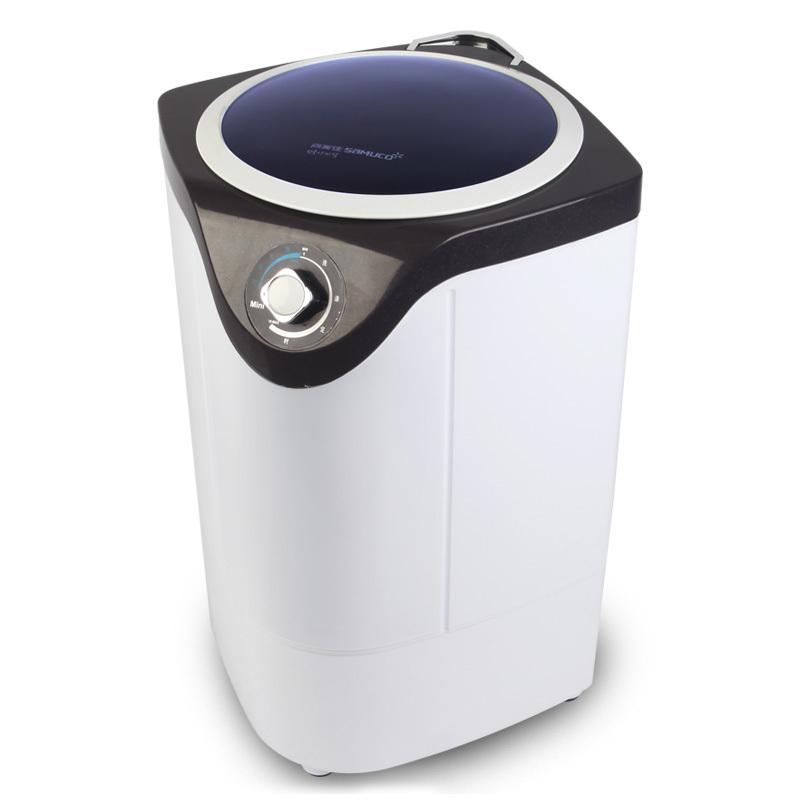 Shangmei Jia máquina de lavar roupa com frete mais seco 48N -T dual-use bebê mini máquina compacta semi- automática de lavar eluição(China (Mainland))