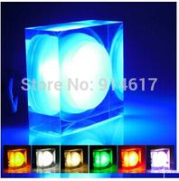 4pcs/lot  AC 110V  240V 3W Acrylic led  Porch aisle lights  ceiling lamp light