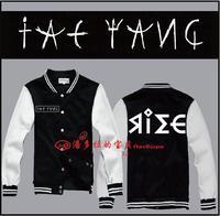 taeyang hoodie BigBang  Dong Yong Bae TAEYANG baseball uniform Taeyang Ringa Linga baseball uniform kpop sweatshirt vixx kpop