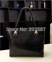 free shipping casual fashion handbags shoulder bag  Woman's big  shopping bag
