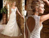 2014 New White Ivory Wedding Dress Custom Size 2 4 6 8 10 12 14 16 18 20 22