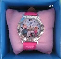 Frozen Wristwatch Children Gifts Frozen with box package Hot sale10 Pcs/lot free shipping cartoon watch