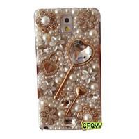 Luxury 3D Flower Handbag Bling Diamond Crystal Case Cove For Samsng Galaxy S5 i9600