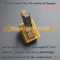 MSOP10 to DIP10 Programmer Adapter CNV-MSOP10-DIP MSOP10 test socket  Pitch=0.5mm width=3.0-4.9mm