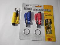Mini Car Window AUTO Emergency Hammer Belt Cutter Tool