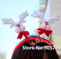 Christmas Party Supplies Christmas Head Hoop Head Buckle Christmas Decorations