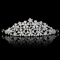 HOT Elegant Sparkly Crystal Rhinestone Crown Tiara Wedding Prom Bride's Headband wedding headband