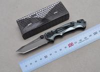 SOG Phantom Firebird Small Size Folding Pocket Knife 440C Blade 56HRC Camping Survival Knife