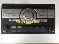Ni$$an 25915 CS84A Model NAU-M8410RUA CONT ASSY-IT MASTER Clarion CD Navigation HDD unit for Ni$$an Infiniti car radio Russian