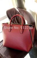 3 colors Promotion!2014 new fashionable European-styled women handbag, leather shoulder bag women messenger bags Free Shipping!