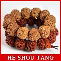 Free shipping!!!Nepal Vajra Bodhi Bracelet, Natural bodhi bracelet,Buddhism bodhi