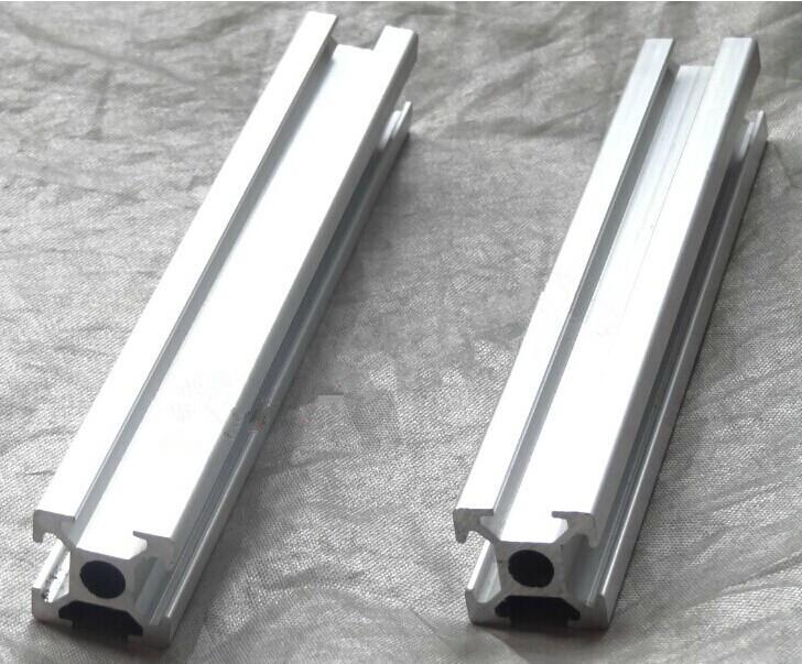Гаджет  1pcs 1515 aluminum extrusion profile length 240mm width 15mm high 15mm industrial aluminum profile for  engraving work  table None Строительство и Недвижимость
