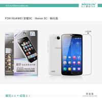 Huawei Honor 3C Screen Protector,NILLKIN Super HD Anti-fingerprint or Matte Scratch-resistant Protective Film For Honor 3C