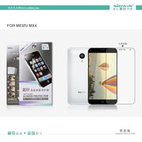 Meizu MX4 Phone case,NILLKIN Super HD Anti-fingerprint or Matte Scratch-resistant Protective Film For Meizu MX4 Screen Protector