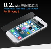 2.5D Round Edge Premium Tempered Glass Screen Protector For Iphone 6 Plus 5.5""