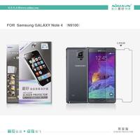 N9100 phone case,NILLKIN Super HD Anti-fingerprint or Matte Scratch-resistant Screen Protector For Samsung GALAXY Note 4 N9100