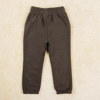 FREE SHIPPING kid pants new 2014 brand full length boys trousers straight pants kids jersey elastic waist children pants B4751