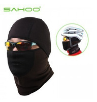 3 In 1 Headhood/Scarf/Face Mask Triple thick warm windproof breathable dust riding hood full face protection