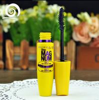 New 2014 Black make up Leopard Case Long Curling Eyelash Transplanting Gel Makeup Mascara Flawless Definition Drop Free shipping