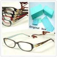 TI2079B glasses women eyeglasses women brand glasses frame glasses oculos de grau women Full Rim Acetate female myopia frame