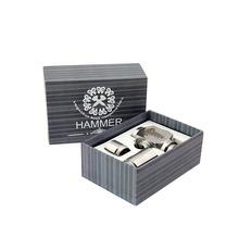 Hammer Epipe Mod E-Cigarette E Pipe Mod Mechanical mech mod clone Stainless Steel E-pipe Electronic Cigarettes Kits