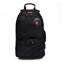 women bag men's backpacks high imitation SWISSGEAR15-inch shoulder laptop bag men outdoor mountaineering backpack