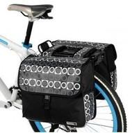 MTB bike bag after  bag rear package shelf riding equipment  28L