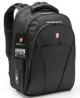 Women bag men's backpacks high imitation SwissArmy 15.6 inch laptop bag sleeve casual independent rear shoulder bag