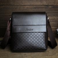 Men's travel bags man handbag casual leather bag shoulder bags