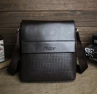 Men's handbag casual messenger leather bag men shoulder bags