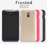 Original Nillkin Case for HTC Desire 210 5 Colors Super Plastic Matte Case + Screen Protector Film, Free shipping