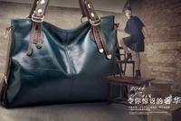 women leather bag2014 women messenger bag new women handbag fashion genuine leather bag portable shoulder bag cross-body bolsas