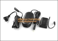 DC Coupler DMW-DCC12 & DMW-AC8 AC Power Adapter Combo for Panasonic Lumix DMC-GH3 DMCGH3 DMC GH3 Cameras