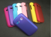 Alcatel 4033A Cover,New Rubber Hard Back Case For Alcatel One Touch Pop C3 OT4033 4033A 4033X 4033D Mix color Free shipping