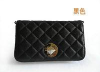 Free shipping KS Lingge car suture chain bag shoulder bag Messenger bags women bag