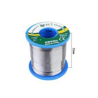 BEST 0.5mm 500g Blue Electrical Solder Tin Line Reel Soldering Tin