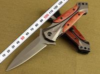 2014 New DA27  Camping Survival Knife Pocket Knife  Free Shipping
