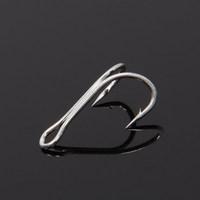 Tsurinoya BKK Barbed Claw Hooks Double Fishing Hooks 4# 10pcs/pack