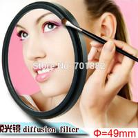 Soft Focus Effect Diffuser Filter 49 mm 49mm for all DSLR SLR cameras