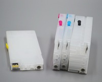 Compatible HP950XL BK,HP951XL C,M,Y refillable ink cartridge with chip for HP officejet 8610 8620 8630 printer