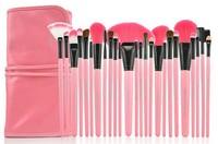 New Professional 24pcs Make up Brush Set Kit Makeup Brushes & tools Make up Brushes Set Brand Makeup brushes Free Shipping