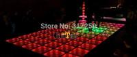 LED Dance Floor(profile light,moving head,led par,laser,dmx512 controller,console,theater light,wedding light)