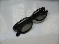 Free shipping 5pcs Good quality! REALD passive 3D cinema polarizing type polarized 3D glasses