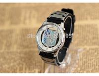 NEW ARRIVAL! Attack on Titan cartoon  Wristwatches wholesale digital watch