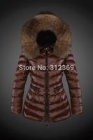 Women's Down Jacket 2015 Winter Jacket Coat medium-long Brand Lady Down Coat Plus size jacket Female Slim Ladies Down Parka