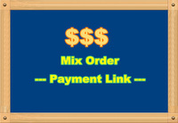 Separate payment link. mixed orders pay link,free ship