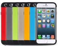 Hot! 13 Colors Spigen Slim Armor &Tough Armor Case For iphone 6 4.7 inch Durable Protection Back Cover Drop shipping