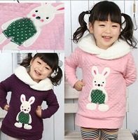 2014 new winter clothing winter clothing girls winter coat  jacket